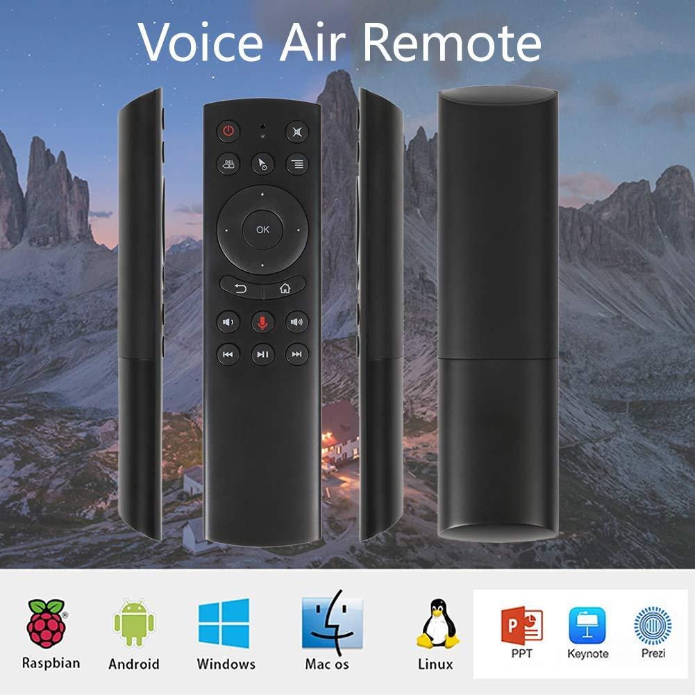 WeChip G20 Remote Control 2.4G Wireless Voice Control